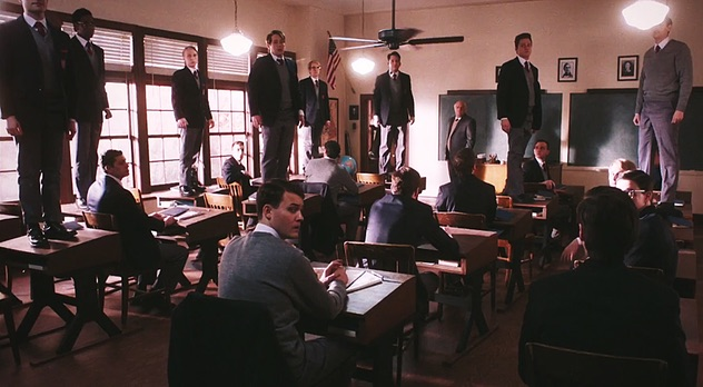 the theme of educatio nad teaching strategies in ihe movie dead poets society