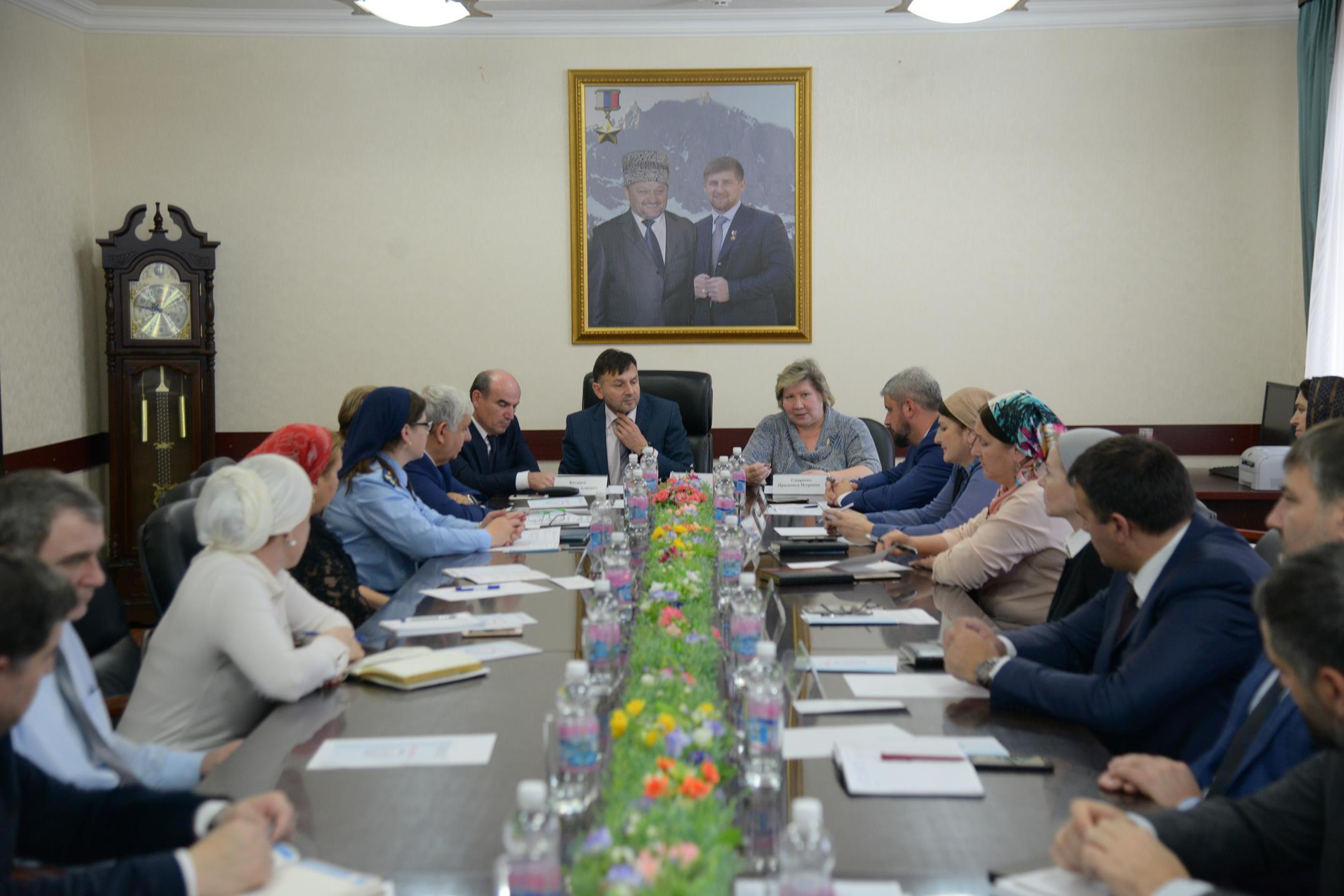 Круглый стол «Проблемы защиты прав участников ЕГЭ»